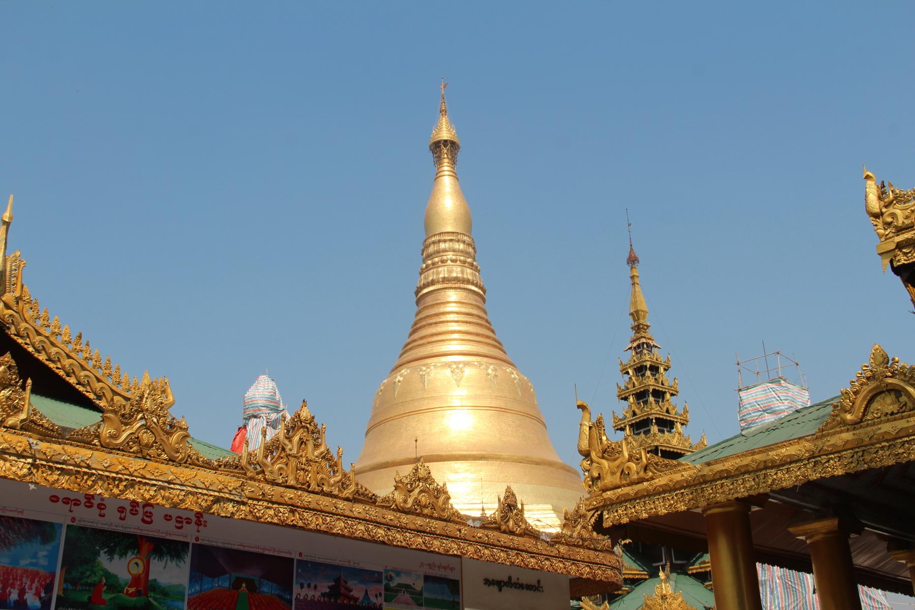 größter fluss myanmars