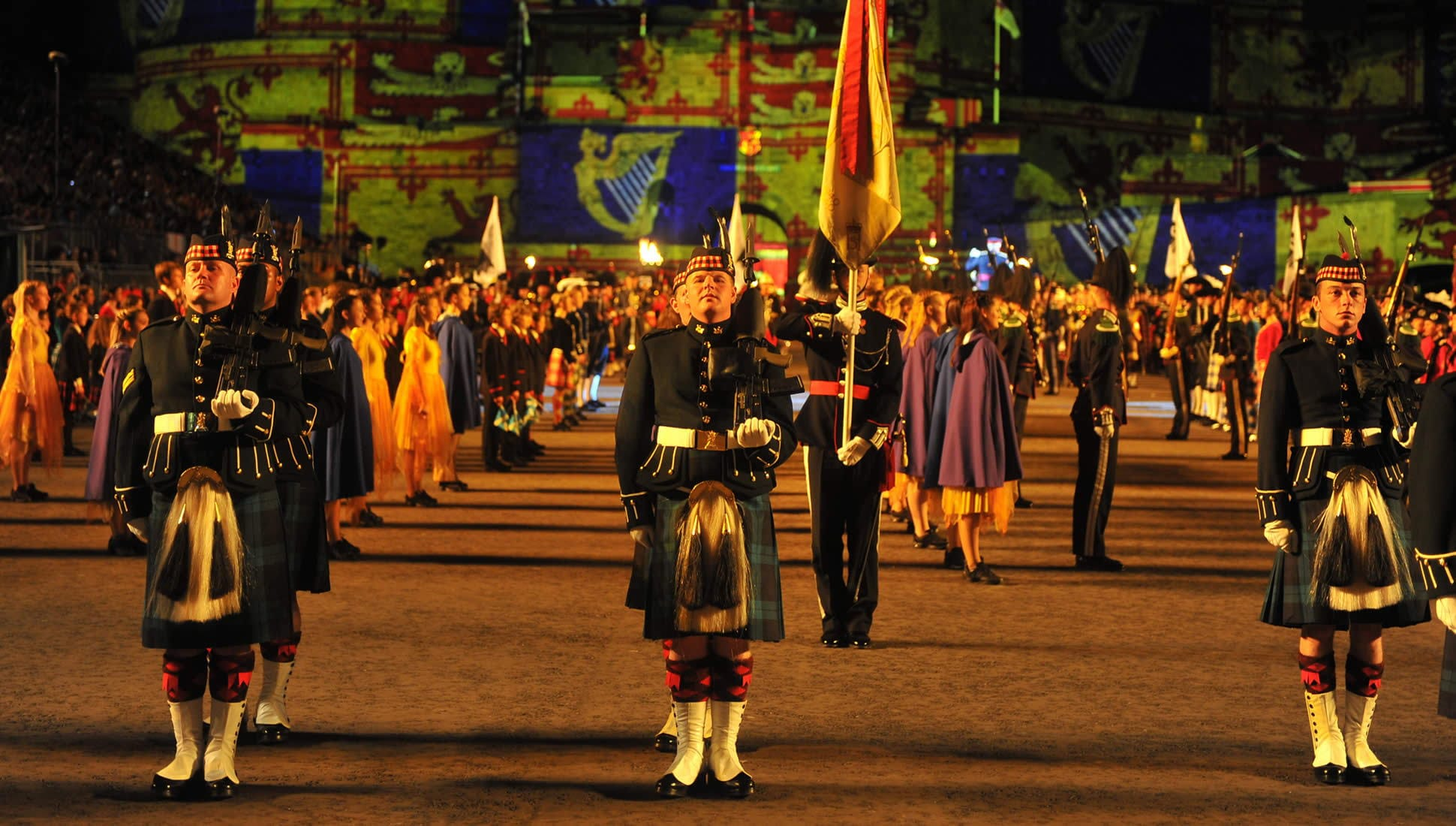 Schottland schumann reisen for Royal military tattoo